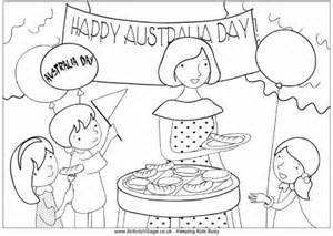 Australia Day Coloring Pages australia day coloring pages 17 coloring