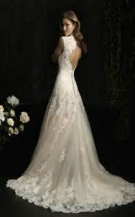 wedding dress lace vintage lace wedding dresses for bridal look