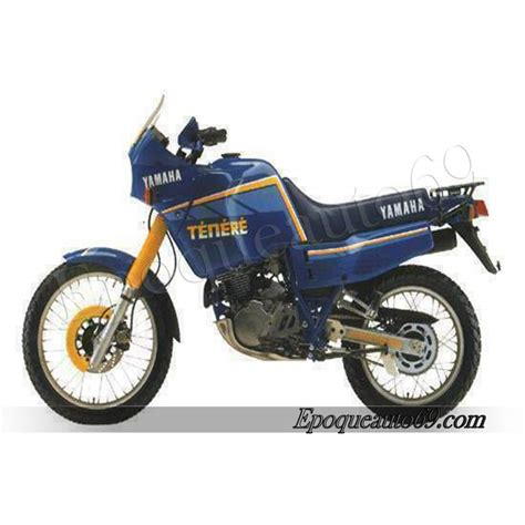 Sticker Yamaha 600 Xt by Autocollants Stickers Yamaha Xt 600z T 233 N 233 R 233 3aj Epoqueauto69