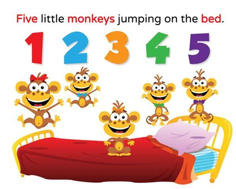 5 little monkeys jumping on the bed song monkeys jumping on the bed song 28 images 5 little