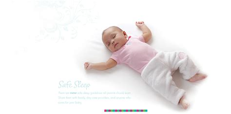 What Age Should Baby Sleep In Crib by Safe Sleep For Baby S Sake