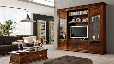 mobile per soggiorno mobili soggiorni classici a arredamenti soggiorno