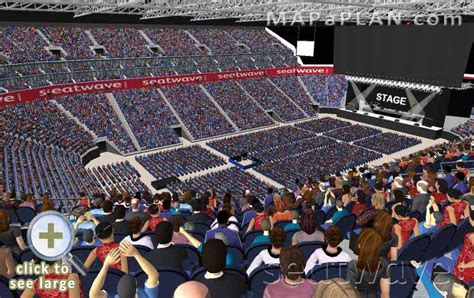 section 168 k the o2 arena london seating plan block 417 row n view