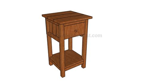 farmhouse nightstand farmhouse nightstand plans howtospecialist how to