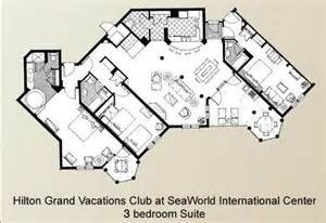 seaworld penthouse floorplan timeshare users group