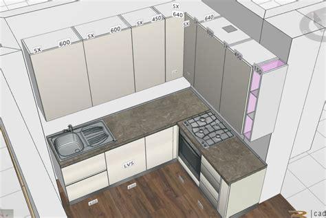 cucina in 3d stunning progetta cucina 3d images embercreative us