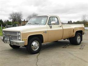 buy used 1981 chevrolet c30 dually cer special 454