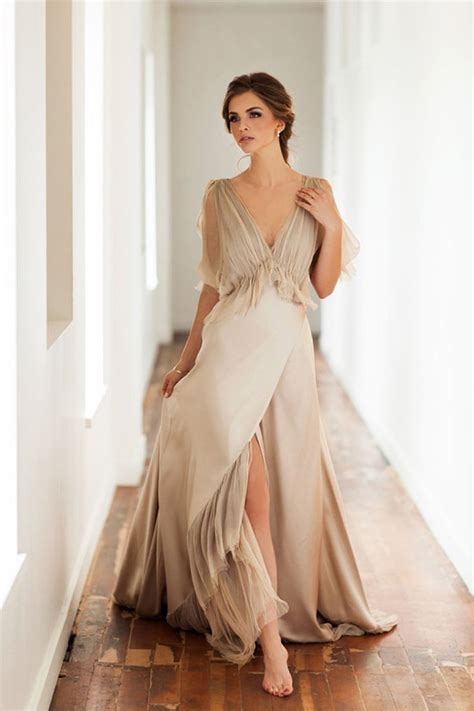 Casual Comfortable Wedding Dresses