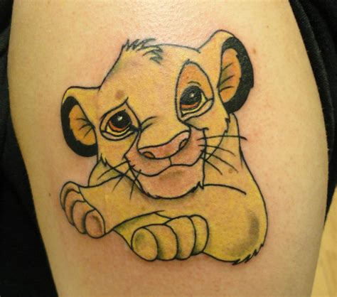 cartoon tattoo artist vancouver tattoos inspired by the lion king tattoo com
