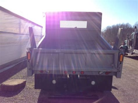 used dump truck beds buy used 2001 chevy 3500 dump bed dump truck in struthers
