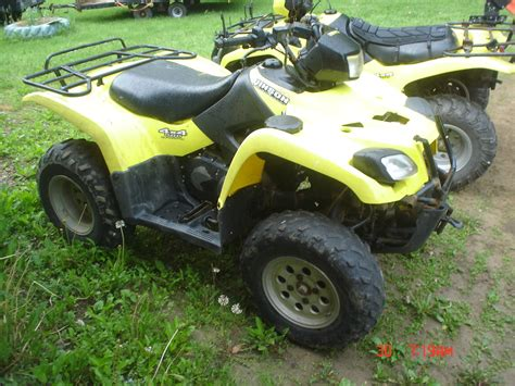 2005 Suzuki Vinson 500 For Sale Page 220 New Used Recreation Utility Motorcycles For