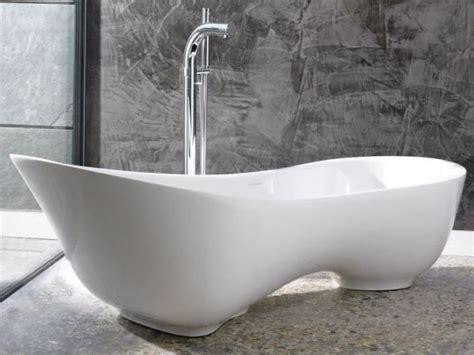 Plumbing Bathtub by Asymmetric Bathtub From Cabrits