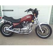 1982 Yamaha Virago Xv920