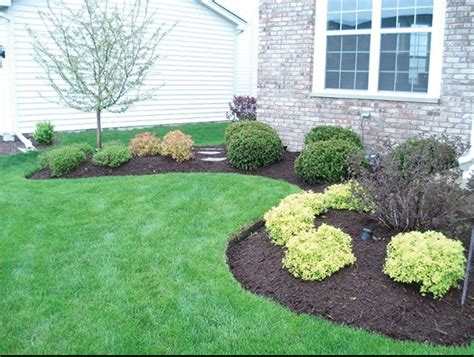 black landscaping mulch landscape supply