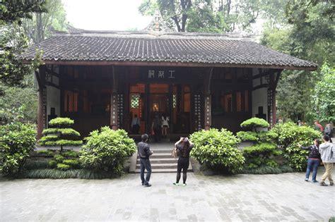 Du Fu Thatched Cottage by China Chengdu Du Fu Thatched Cottage Chris Travel