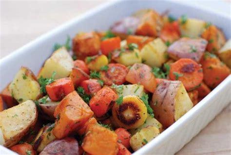 Root Vegetable Stew Vegetarian - roasted root vegetables recipe real food mother earth news