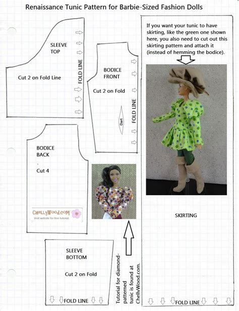 pattern for ken clothes 296 best images about doll clothestutorials ii on