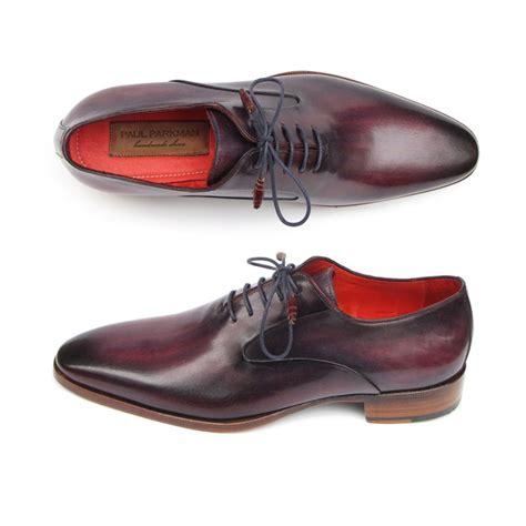 paul parkman shoes paul parkman oxfords purple mensdesignershoe