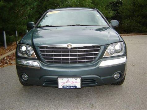 2003 Chrysler Pacifica by 2003 Chrysler Pacifica Related Infomation Specifications
