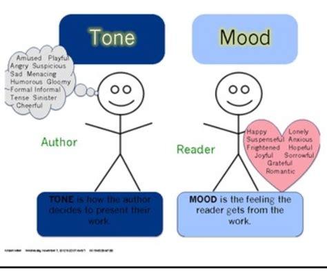 exle of mood tone vs mood chart cool school stuff chart