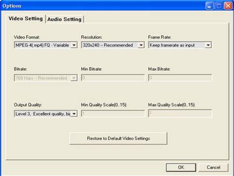 format audio mpeg convertir les fichiers mp4 au format mpeg