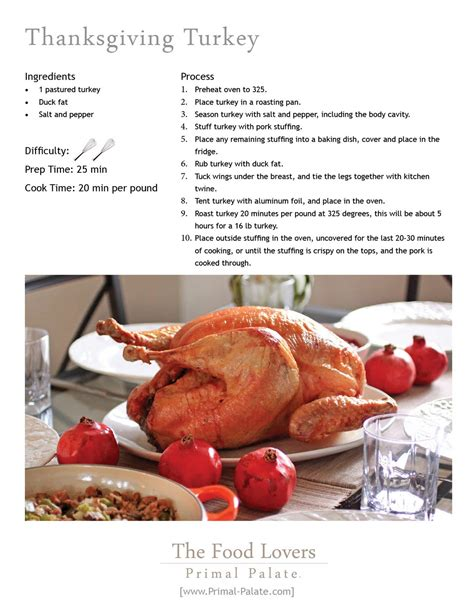 printable stuffing recipes paleo thanksgiving turkey and stuffing primal palate