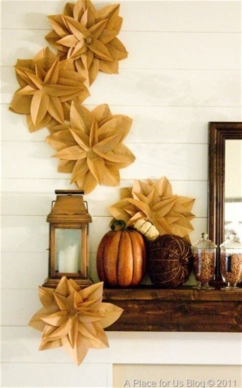 Brown Paper Crafts - craft of the day brown paper bag flowers huffpost