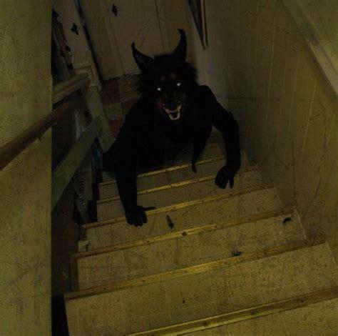 creepy scary basement