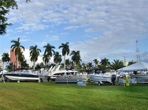 boat club fort myers florida fort myers boat show sunshinestate network