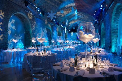 experience   winter wonderland party decoration