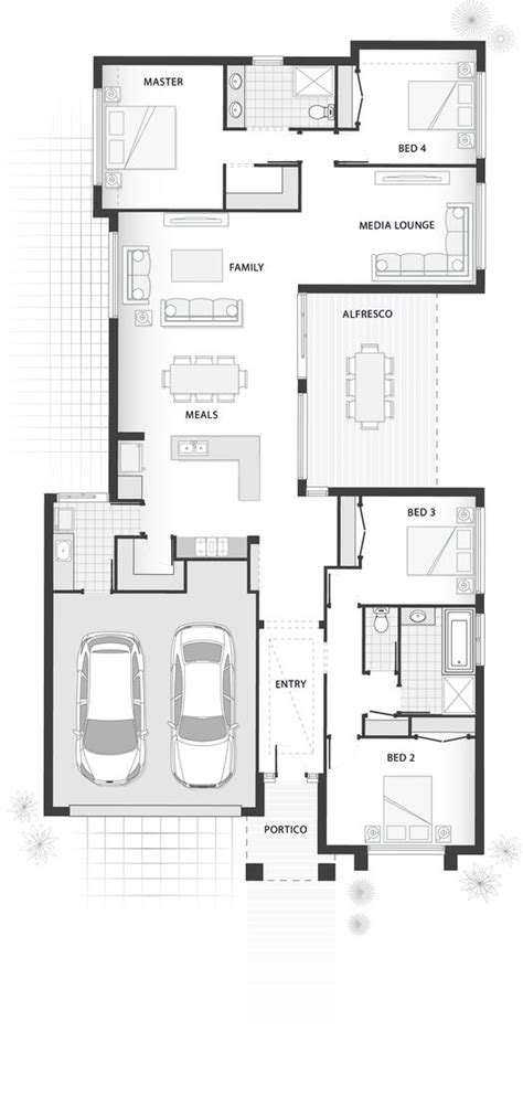 standard house plans standard house designs home design and style