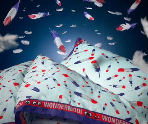 Ikea Polarvide Selimut Merah 130x170cm perabot bilik tidur katil tilam inspirasi ikea