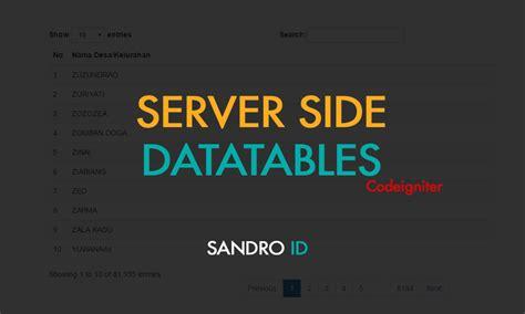 javascript tutorial server side semua artikel sandro id