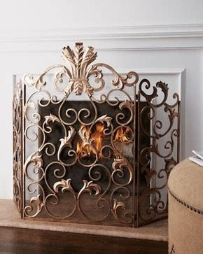 10 best images about fireplace screens on