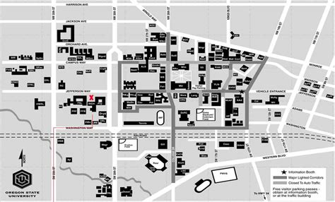 map of oregon colleges oregon state academic calendar calendar