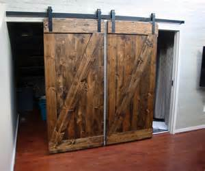 barn doors standard z brace plank barn door