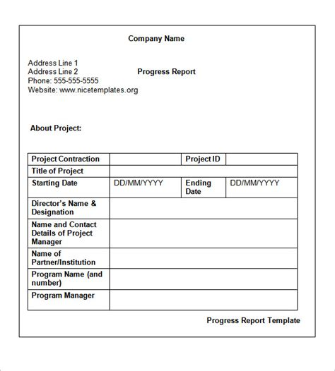 monthly report template word best of activity report sample format