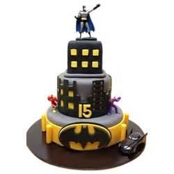 superhero themed cake birthday cake for kids