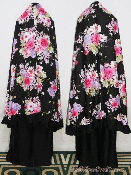 Jumbo Bunga mukena bali jumbo mukena motif bunga 106