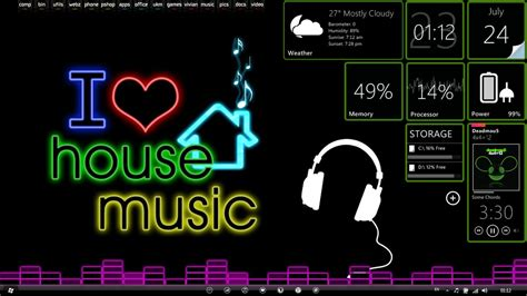 i love house music pictures i love house music by vivian1990 on deviantart