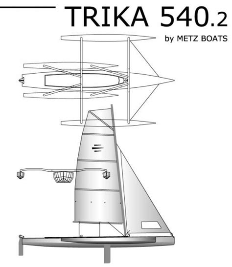 trimaran kit with folding akas 52 best small trimaran images on pinterest catamaran