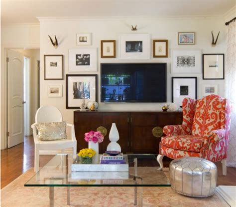 decorating around a flat screen tv living room ideas 5 tips for decorating around a television home stories a