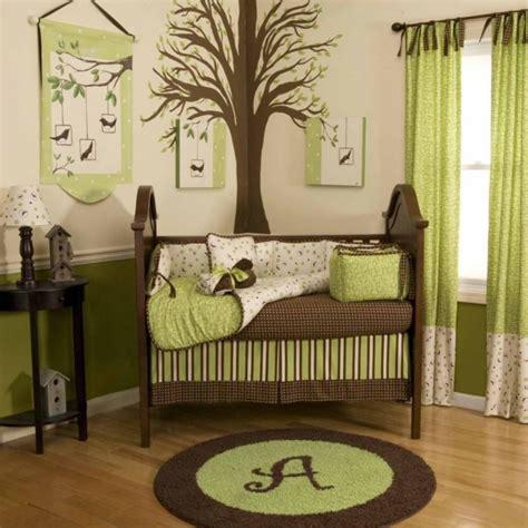 chambre b 233 b 233 fille en nuances de vert inspirantes