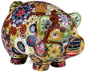 Owl Canisters Unique Piggy Banks Make Delightful Gifts For Senior