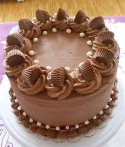 erdnussbutter kuchen peanut butter birthday cake