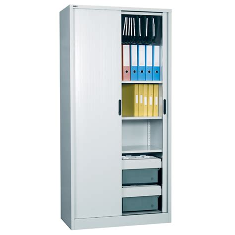metal tambour doors for cabinets alessi heavy duty tambour door storage cabinet ikcon