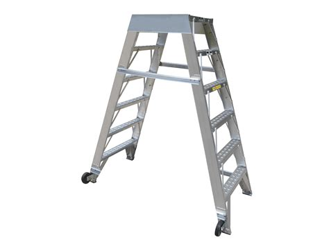aircraft maintenance step ladders calico ladders aviation platforms stands ladders
