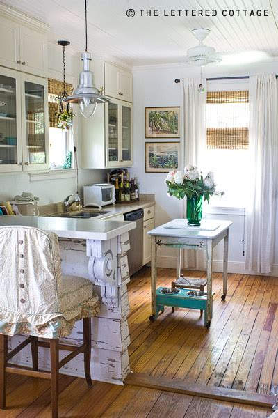 The Lettered Cottage Kitchen by Our Photography The Lettered Cottage