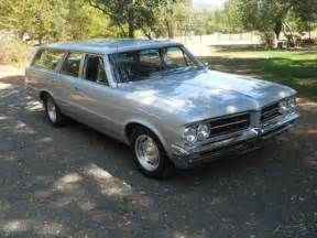 1964 Pontiac Wagon Restored 1964 Pontiac Tempest Station Wagon 326 700r Tilt