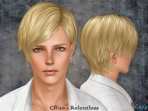 male styles for our sims page 3 the sims forums cazy s relentless hairstyle adult